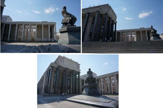 La-bibliothèque-d-Etat-de-Russie