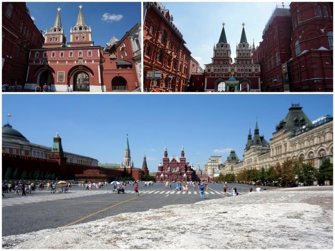 le kremlin a moscou