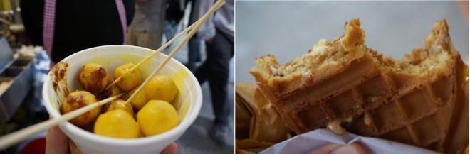 petit déjeuner et nourriture hong kong