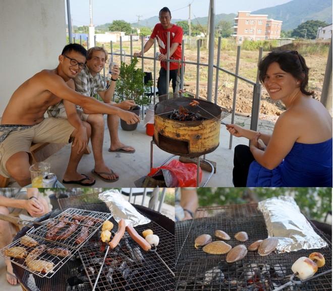 barbecue chez Martin a hong kong