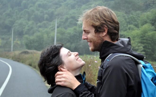 Aline et Guillaume du blog le monde a deux