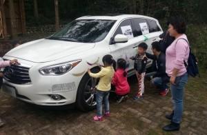 enfants publicité ferme woofing chine