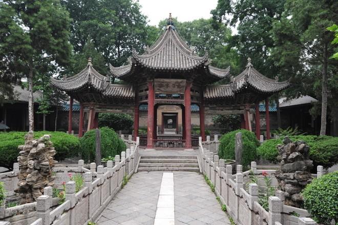 la grande mosquee de xi'an chine