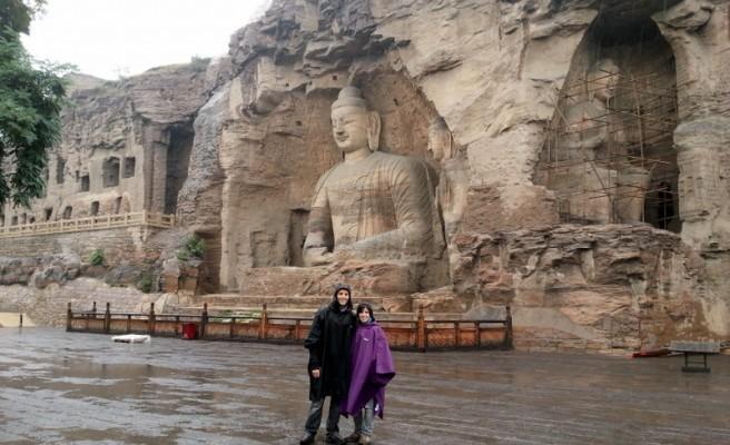 Datong et ses grottes, les premières sensations de Chine