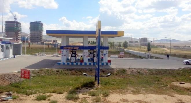 prolonger visa mongolie station essence