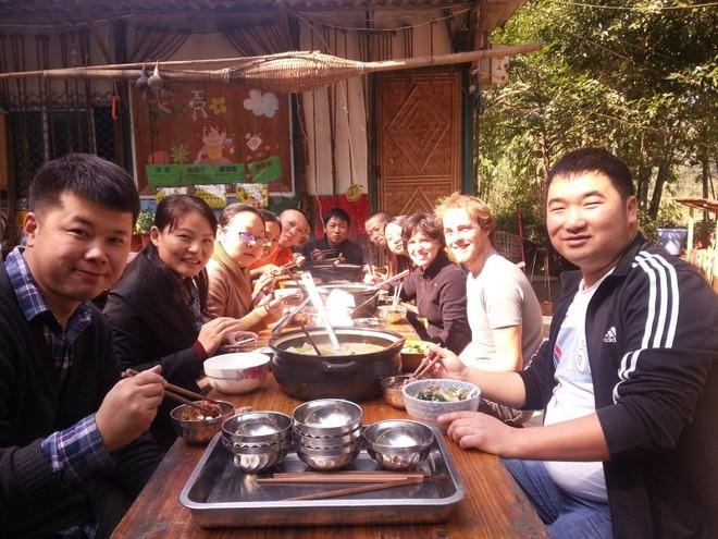 repas volontariat chine workaway