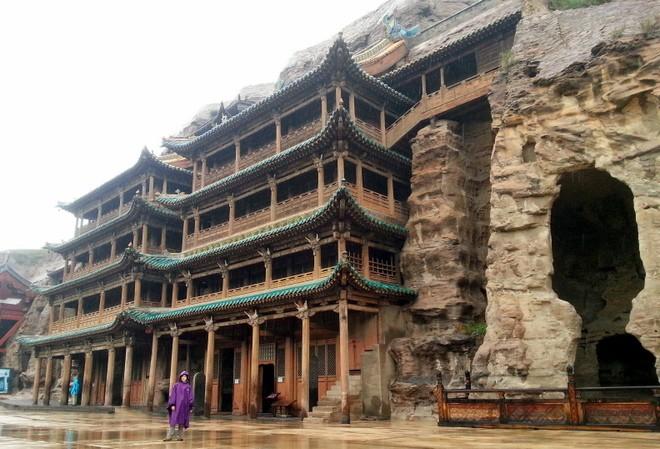 temple a yungang datong