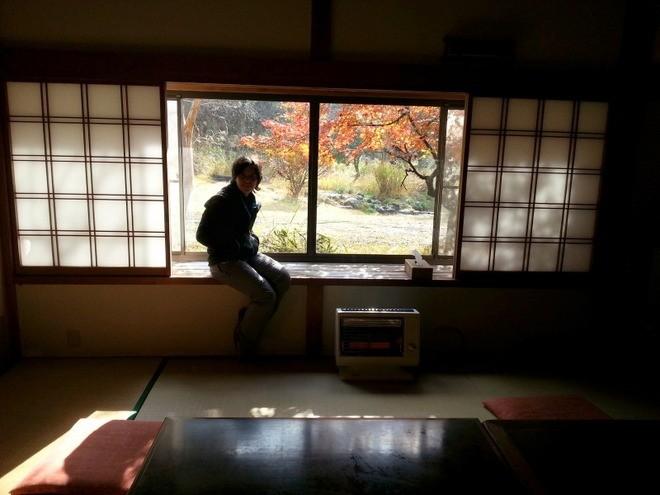 aline le monde a deux chambre workaway japan