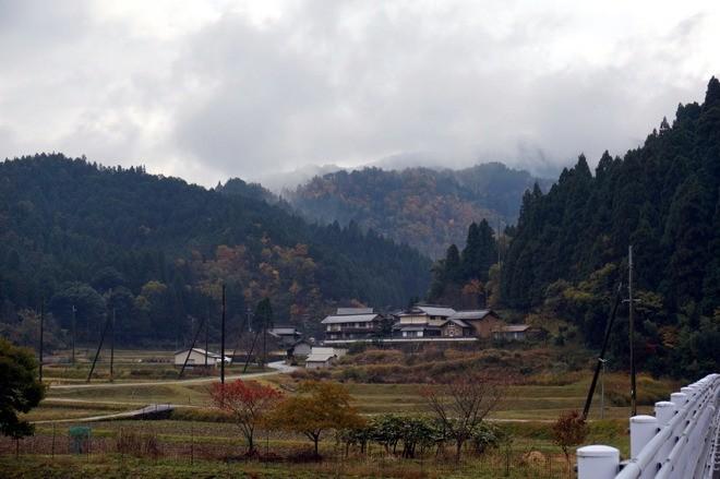 ayabe workaway japon