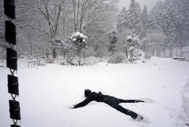 guillaume le monde a deux et la neige workaway japon