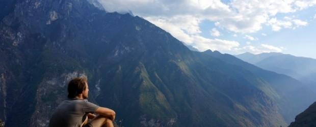 Trek : les gorges du saut du tigre en Chine