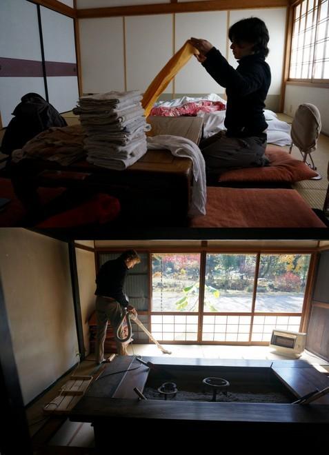 notre travail workaway japon