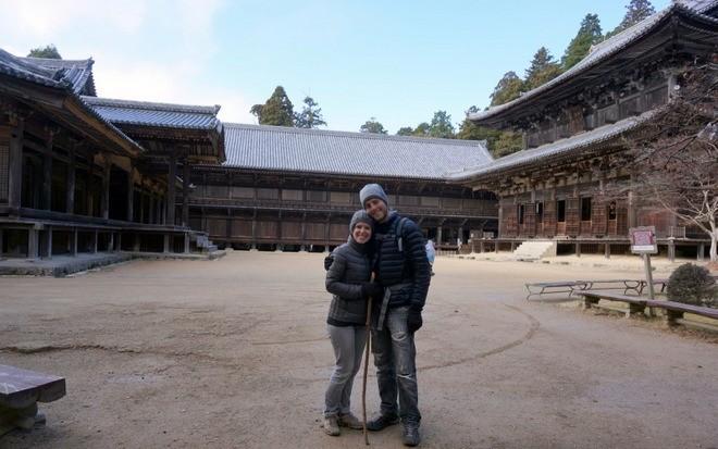 temple dernier samourai shosha volontariat japon