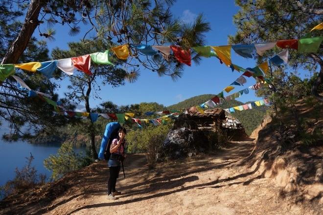 trek lac lugu entre sichuan et yunnan