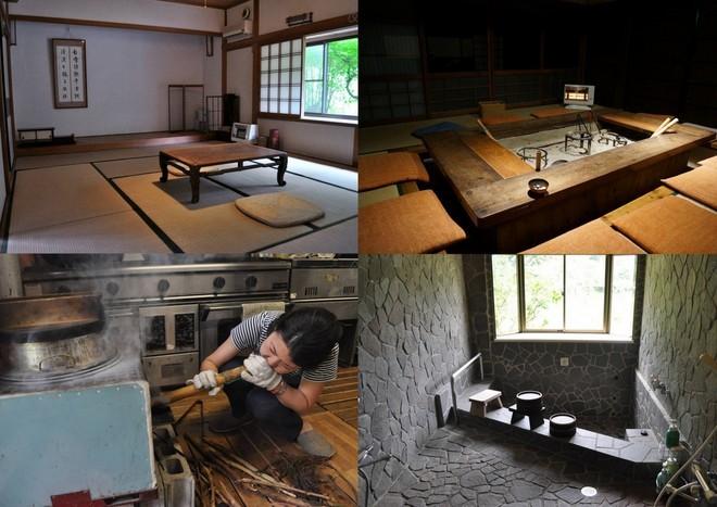 workaway japon iori kamado chambre bain