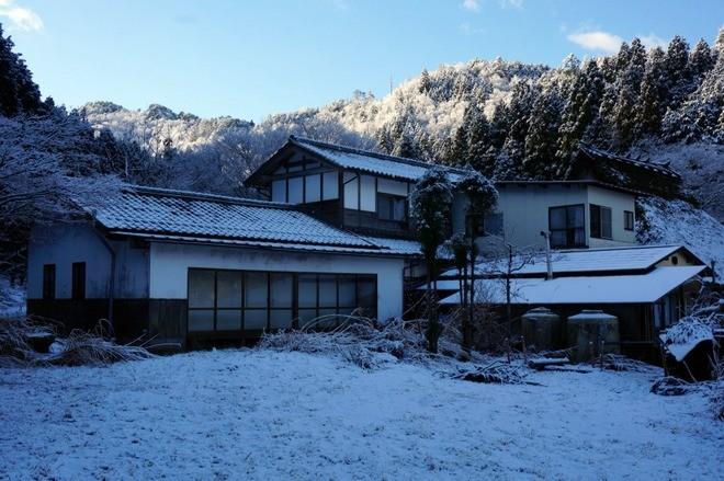 yoshimizu workaway japon hiver