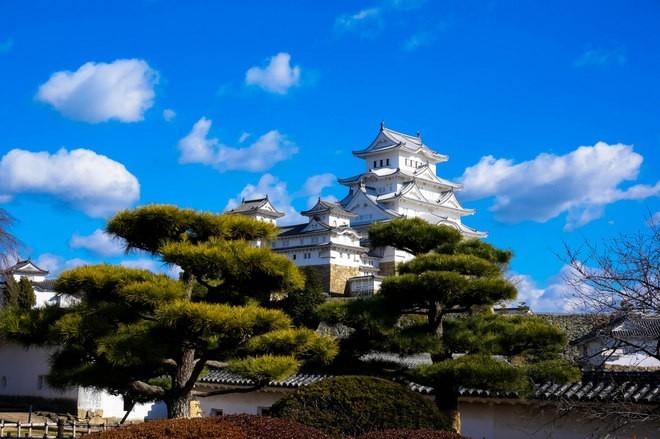 autostop japon chateau himeji