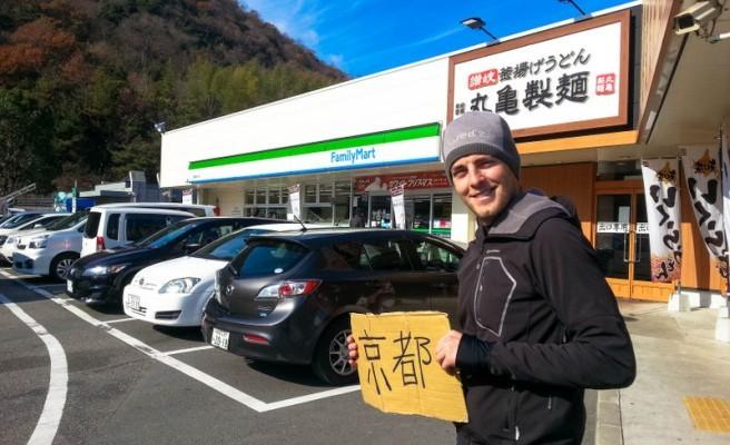 Découvrir le Japon autrement ? Osez l'auto-stop !
