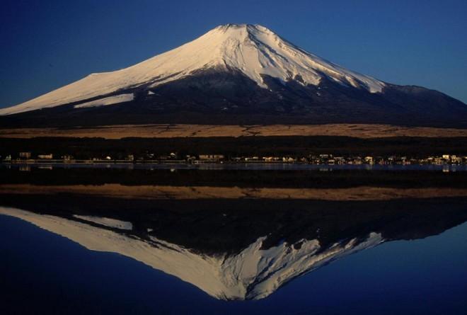 lac yamanaka mont fuji japon
