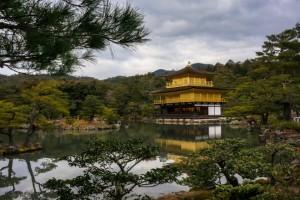 temple dore kyoto japon pas cher