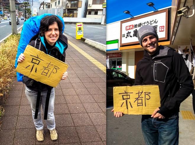 voyage japon pas cher auto stop