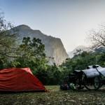 dormir camper parc national de taroko