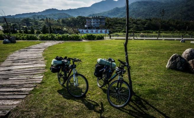 Faire le tour de Taïwan à vélo et admirer le parc national de Taroko