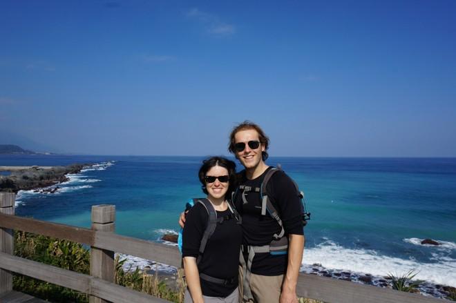 tour de taiwan a velo gorges de taroko
