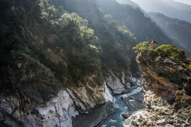 visiter le parc national de taroko
