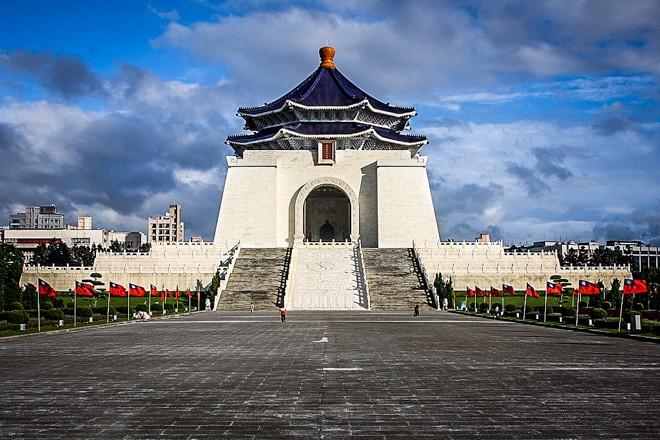 visiter mémorial de Chiang Kai Shek a taipei