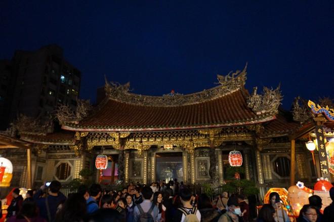 visiter temple Longshan taipei