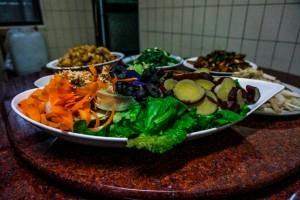 les bons plats à Taïwan
