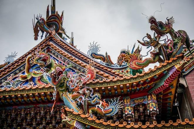 temple à visiter a taiwan