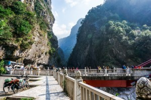 visiter gorge de taroko taïwan