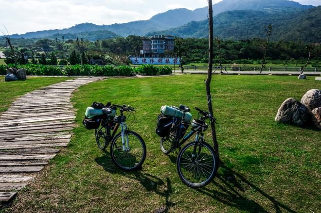 visiter taiwan à vélo