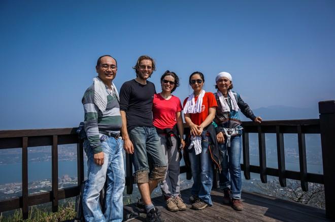visiter taiwan avec ses habitants
