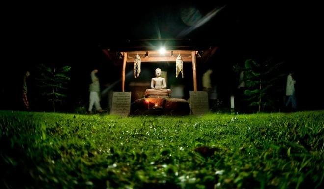 retraite bouddhiste anapanasati koh samui thailande