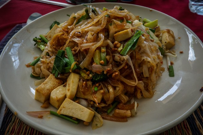 Pad Thai Harry's koh samui thailand