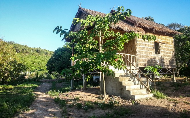 bungalow volontariat cambodge poivre de kampot