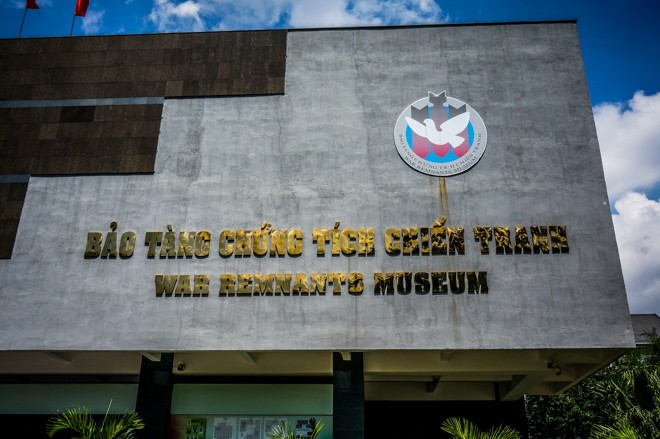 musee de la guerre saigon ho chi minh ville