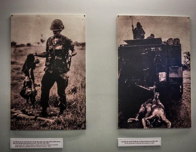 photos musee de la guerre ho chi minh ville