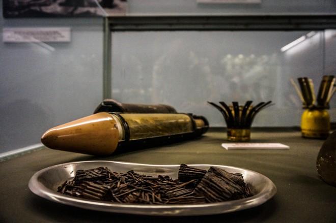photos musee de la guerre saigon