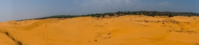 dunes de sables rouges muine vietnam