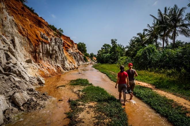 rivieres des fées mui ne vietnam