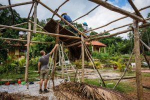 toit cocotier volontariat phu quoc vietnam