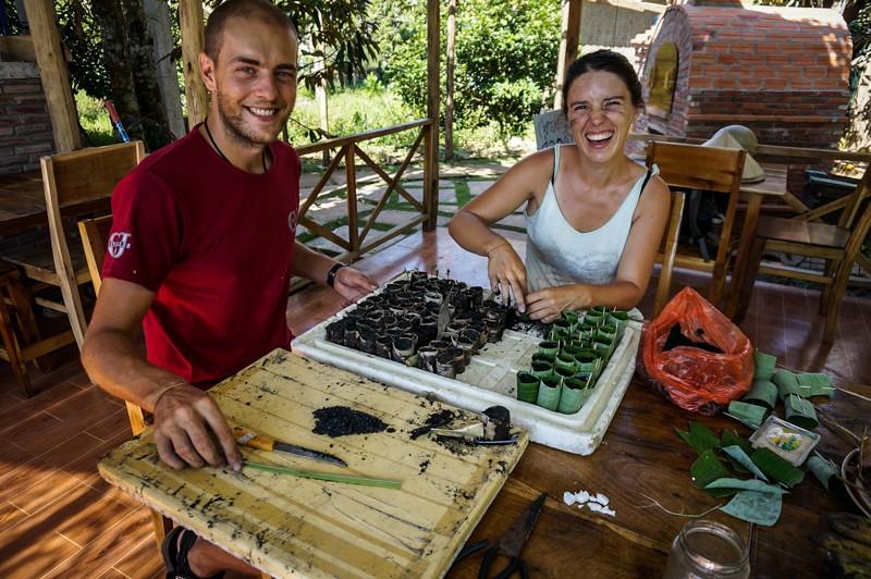 wwoofing bee farm phu quoc vietnam